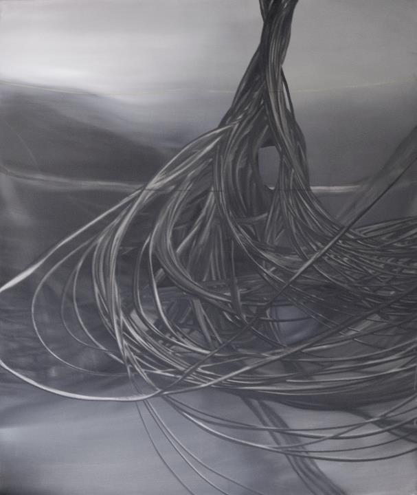 2011 Öl auf L., 195 cm x 165 cm